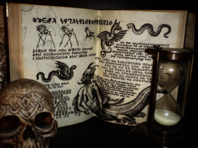 De Vermis Mysteriis – Il libro più maledetto del mondo