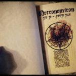 Necronomicon – The definitive artwork!