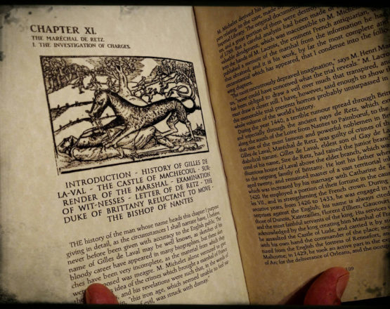 """The Book of Werewolves - by Sabine Baring-Gould, Edition London 1865 - """"Creatures of Darkness"""" Libriproibiti series"""