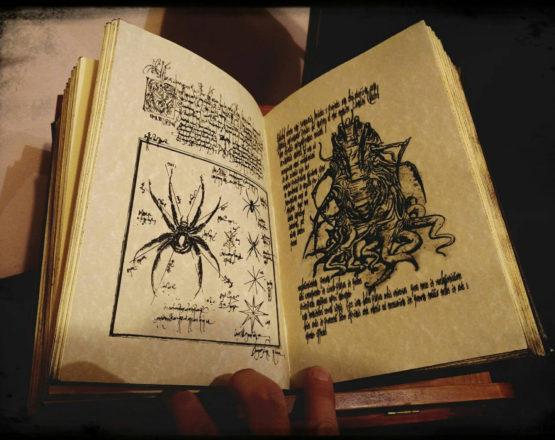 Necronomicon H.P. Lovecraft - the book