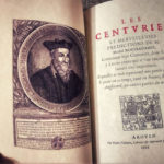 NOSTRADAMUS – Prophecies, centuries, omens. REPLICA of edition 1611 and 1568 (italian and franch)