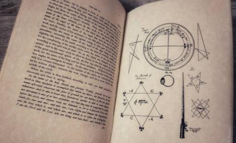 The Magus – Francis Barrett. London edition, 1801